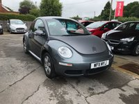 USED 2011 11 VOLKSWAGEN BEETLE 1.6 LUNA 8V 3d 101 BHP NEED FINANCE? WE CAN HELP. WE STRIVE FOR 94% ACCEPTANCE