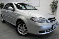 USED 2008 58 CHEVROLET LACETTI 1.6 SX 5d 108 BHP