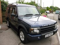 2003 LAND ROVER DISCOVERY 2.5 TD5 GS 7 SEATS 5d 136 BHP £3995.00