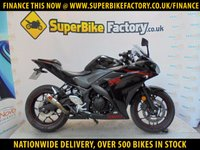 USED 2016 16 YAMAHA R3 ABS GOOD & BAD CREDIT ACCEPTED, OVER 500+ BIKES