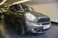 2012 MINI COUNTRYMAN 2.0 COOPER SD ALL4 5d AUTO 141 BHP £10995.00