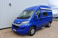 USED 2018 WILDAX PULSAR WILDAX PULSAR 5 METRE MOTORHOME WITH THE NEW EURO 6 ENGINE