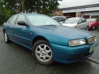 USED 1999 V ROVER 600 2.0 620 SLI 4d AUTO 129 BHP AUTOMATIC+MOT MAY 2018