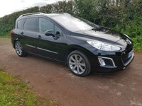 USED 2013 63 PEUGEOT 308 1.6 E-HDI SW ACTIVE NAVIGATION VERSION 5d 115 BHP **1 OWNER**EXTENSIVE HISTORY**FULLY LOADED**