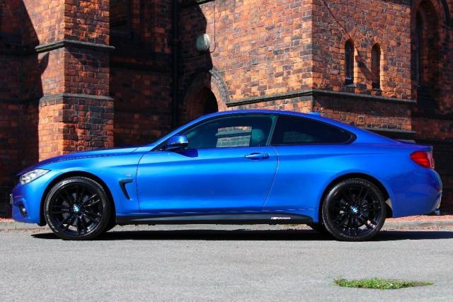2014 14 BMW 4 SERIES 3.0 435d M Sport xDrive 2dr