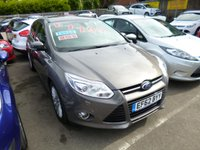 USED 2012 62 FORD FOCUS 1.0 TITANIUM X 5d 124 BHP THIS VEHICLE IS AT SITE 1 - TO VIEW CALL US ON 01903 323333