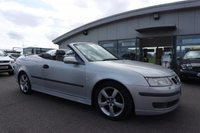 USED 2004 S SAAB 9-3 2.0 VECTOR T 2d 150 BHP LOW DEPOSIT OR NO DEPOSIT FINANCE AVAILABLE.
