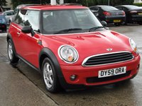 2009 MINI HATCH ONE