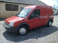 2007 FORD TRANSIT CONNECT}