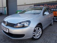 USED 2013 13 VOLKSWAGEN GOLF 1.6 SE TDI 5d 103 BHP Superb Condition, Low Rate Finance with No Fees and No Final Payment