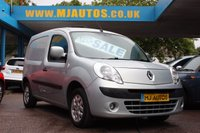 USED 2011 61 RENAULT KANGOO 1.5 ML19 SPORT DCi 85 BHP PART EXCHANGE TO CLEAR | SUPERB THROUGHOUT