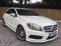 USED 2014 14 MERCEDES-BENZ A CLASS 1.8 A200 CDI BLUEEFFICIENCY AMG SPORT 5d AUTO 136 BHP ****STUNNING EXAMPLE**** ****GREAT FINANCE DEALS AVAILABLE****