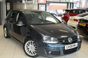 2008 VOLKSWAGEN GOLF}