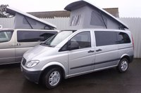USED 2009 09 MERCEDES-BENZ VITO 2.1 111 CDI COMPACT SWB 1d 116 BHP - EVERY CONVERTED CAMPERVAN COMES WITH OUR 3 YEAR MECHANICAL AND INTERIOR WARRANTY