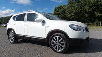 USED 2012 12 NISSAN QASHQAI 1.6 N-TEC PLUS IS DCIS/S 5d 130 BHP