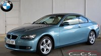 USED 2008 08 BMW 3 SERIES 320i SE COUPE 6-SPEED 168 BHP
