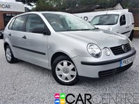 USED 2003 53 VOLKSWAGEN POLO 1.4 TWIST 5d AUTO 74 BHP PART EX CLEARANCE - TRADE SALE