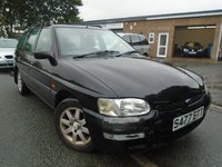 USED 1998 S FORD ESCORT 1.8 FINESSE TDI 5d 89 BHP LOW MILEAGE DIESEL ESTATE