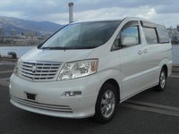 USED 2004 TOYOTA ALPHARD 2.4 Low Mileage - EVERY CONVERTED CAMPERVAN COMES WITH OUR 3 YEAR MECHANICAL AND INTERIOR WARRANTY Great for a transformation into a camper