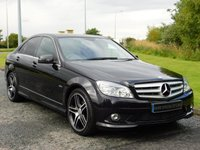 2010 MERCEDES-BENZ C CLASS 2.1 C250 CDI BLUEEFFICIENCY SPORT 4d AUTO 204 BHP £SOLD