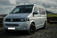 USED 2012 VOLKSWAGEN TRANSPORTER 2.0 TDI - EVERY CONVERTED CAMPERVAN COMES WITH OUR 3 YEAR MECHANICAL AND INTERIOR WARRANTY