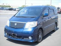 USED 2004 TOYOTA ALPHARD Alcantara,  - EVERY CONVERTED CAMPERVAN COMES WITH OUR 3 YEAR MECHANICAL AND INTERIOR WARRANTY Very low mileage vehicle