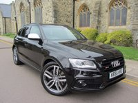 2015 AUDI Q5 3.0 SQ5 TDI QUATTRO 5d AUTO 309 BHP £37995.00
