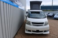 USED 2005 TOYOTA ALPHARD 3.0 V6 - EVERY CONVERTED CAMPERVAN COMES WITH OUR 3 YEAR MECHANICAL AND INTERIOR WARRANTY
