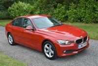 2012 BMW 3 SERIES 2.0 316D SE 4d 114 BHP £8795.00