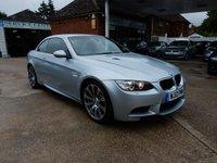 USED 2013 BMW M3 4.0 M3 2d AUTO 415 BHP FULL HISTORY,TWO KEYS,HEATED SEATS,SAT NAV,PARK AID