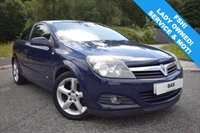 USED 2006 55 VAUXHALL ASTRA 1.8 SRI 16V 3d 125 BHP FSH! SUPPLIED WITH FRESH SERVICE AND MOT! ONLY 1 FORMER KEEPER! FANTASTIC DRIVE!