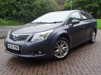 USED 2010 10 TOYOTA AVENSIS 1.8 TR VALVEMATIC 5d 145 BHP