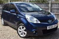 USED 2009 58 NISSAN NOTE 1.6 TEKNA 5d 110 BHP Free 12  month warranty