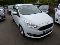 USED 2016 65 FORD C-MAX 1.5 ZETEC TDCI 5d 118 BHP THIS VEHICLE IS AT SITE 1 - TO VIEW CALL US ON 01903 892224