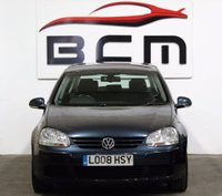 2008 VOLKSWAGEN GOLF 1.9 MATCH TDI DSG 5d AUTO 103 BHP £4000.00
