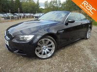 USED 2008 58 BMW M3 4.0 M3 2d AUTO 414 BHP DCT Convertible *FULL BMW HISTORY*