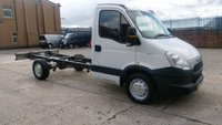USED 2013 13 IVECO-FORD DAILY 2.3 35S11 1d 106 BHP 1 OWNER F/S/H