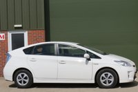 USED 2014 14 TOYOTA PRIUS 1.8 T3 VVT-I 5d AUTO 136 BHP AUTOMATIC HYBRID, REVERSE CAMERA, MANUFACTURERS WARRANTY UNTIL 2019