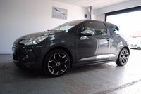 USED 2013 13 CITROEN DS3 1.6 THP DSPORT PLUS 3d 150 BHP
