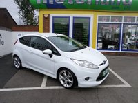 USED 2011 61 FORD FIESTA 1.6 ZETEC S 3d 118 BHP JUST ARRIVED FORD FIESTA ZETEC S