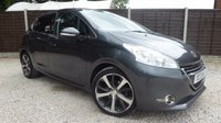 USED 2013 13 PEUGEOT 208 1.6 E-HDI FELINE NAVIGATION VERSION 5dr £0 Tax, Sat Nav, HUGE SPEC