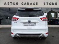 USED 2015 65 FORD KUGA 2.0 TITANIUM X SPORT TDCI  AUTO 177 BHP ** HUGE SPEC ** ** SAT NAV * PAN ROOF * ACTIVE PARK ASSIST * CAMERA **