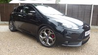 USED 2014 64 FORD FOCUS 2.0 ST-3 5dr 247bhp Great Spec, Stunning, FSH
