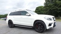 USED 2013 MERCEDES-BENZ GL CLASS 3.0 GL350 CDI BLUETEC AMG SPORT 5d AUTO 258 BHP FULL MERCEDES HISTORY,FULL SCREEN SAT -NAV, REAR ENTERTAINMENT,PANORAMIC ROOF, REVERSE CAMERA,FULL LEATHER, UPGRADED AXE ALLOYS,,