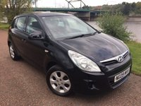 USED 2009 09 HYUNDAI I20 1.4 COMFORT 5d 99 BHP **ONE OWNER FROM NEW**