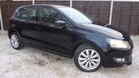 USED 2012 12 VOLKSWAGEN POLO 1.6 SEL TDI 5dr 1 Owner, FVWSH, £30/year tax