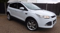 USED 2013 13 FORD KUGA 2.0 TITANIUM TDCI 2WD 5dr Lovely Spec, Stunning