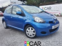USED 2009 09 TOYOTA AYGO 1.0 BLUE VVT-I 5d AUTO 67 BHP 1 PREVIOUS OWNER + FSH