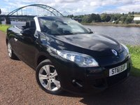 USED 2011 61 RENAULT MEGANE 1.5 DYNAMIQUE TOMTOM DCI EDC 2d 110 BHP **RARE AUTOMATIC DIESEL**