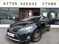 2015 TOYOTA AURIS 1.8 VVT-I ICON PLUS ESTATE AUTO * PANROOF * NAV * £14490.00